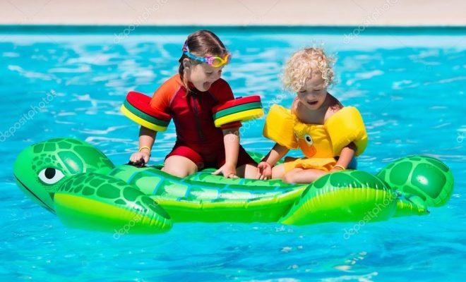 Temporada de pileta: cómo cuidar a los más chicos