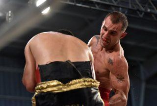 Boxeo: a días de la gran chance para Fofi Moreschi