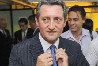 """Giacomino volvió a la política y dijo que quiere """"ayudar a la ciudad"""""""