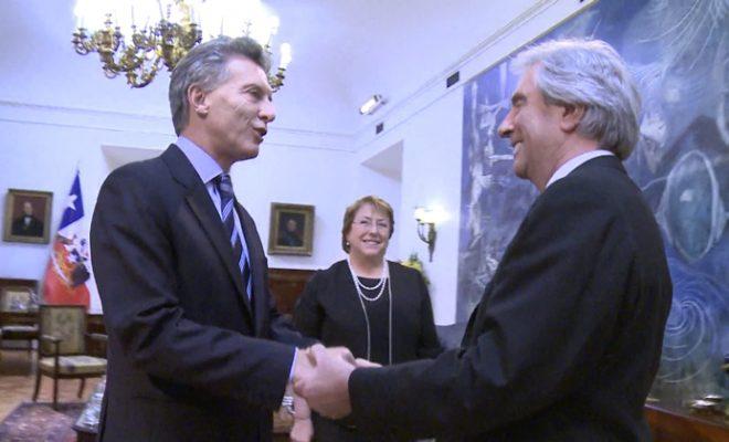 Macri asumirá la presidencia del MERCOSUR