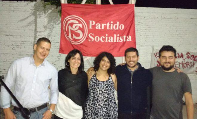 El Socialismo y sus socios se reunieron en el brindis de fin de año