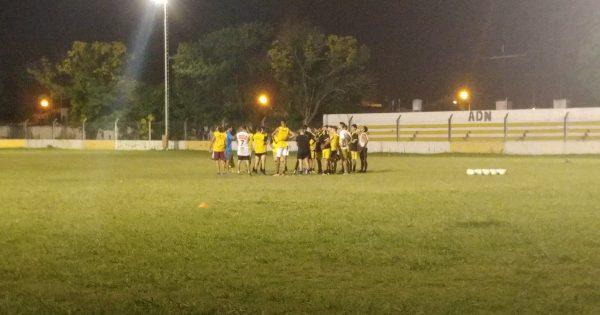 Pretemporada Deportivo Norte