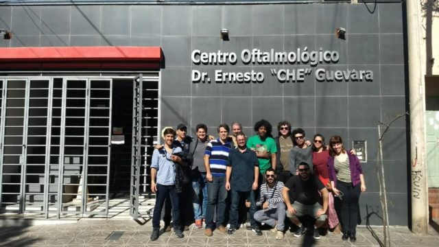ElCentro Oftalmológico Dr. Ernesto Che Guevara realizará un festival solidario el próximo domingo 6 de enero a las 20 hs en La Serranita