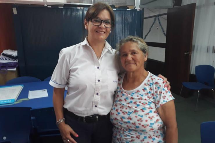 No tenía plata y empleados de Anses la ayudaron para que pudiera jubilarse