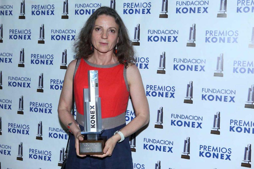 Los premios Konex están entre los galardones más prestigiosos del país.