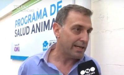 """Dr. Fernando Mina: """"aún no han llegado las vacunas antigripales"""""""