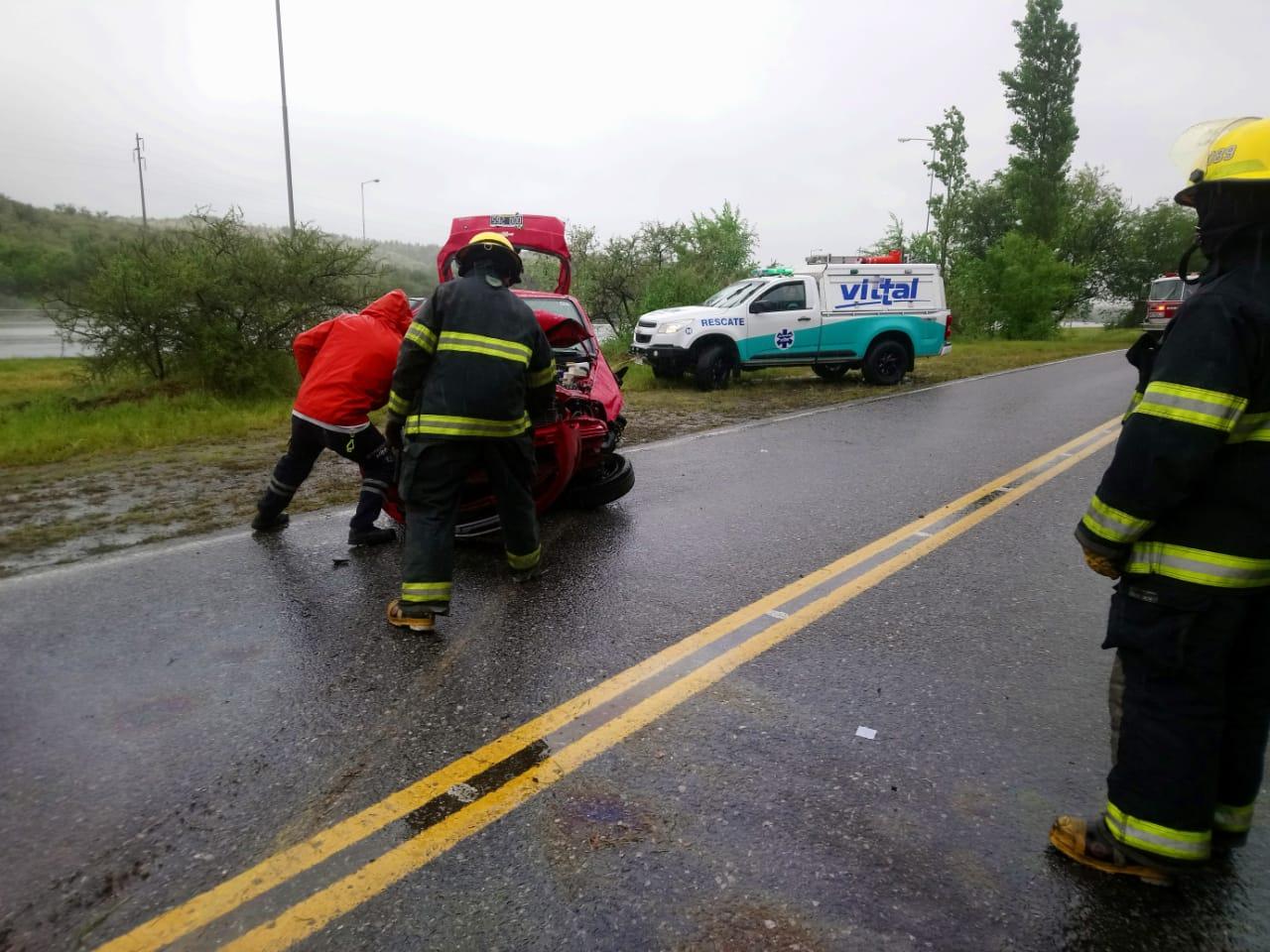 Accidente Malagueño