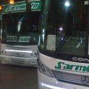 Fetap garantizó colectivos nocturnos hasta el próximo martes