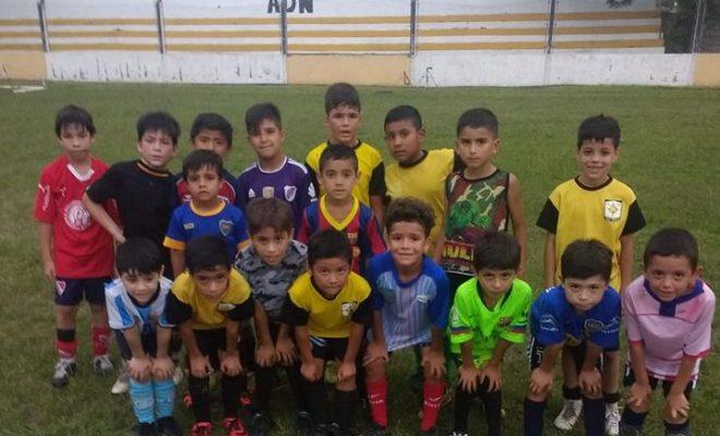 Deportivo Norte organiza Campeonato Departamental de Fútbol Infantil