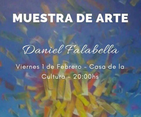 """Arte del mejor: Daniel Falabella presenta """"Destellos Secretos"""""""