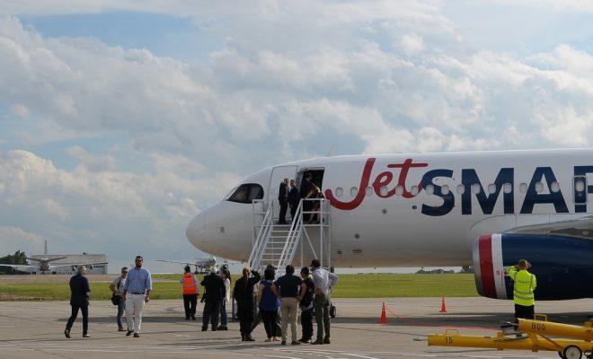 JetSmart tendrá más vuelos Nacionales e Internacionales a Córdoba