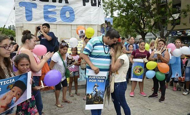 El pasado 10 de enero de 2018, fallecía en el Hospital de Niños de Córdoba, Teo Rodríguez.