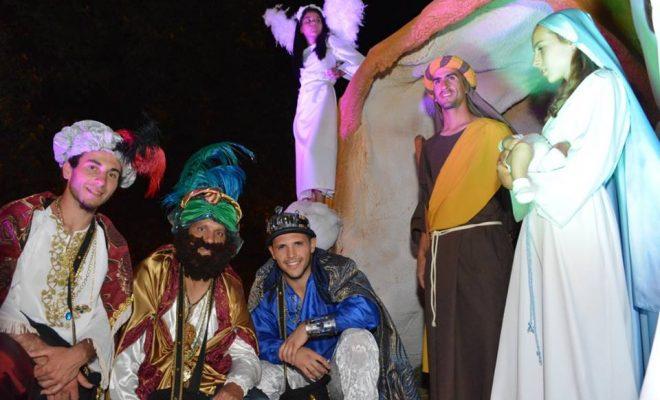 Reyes Magos en Alta Gracia