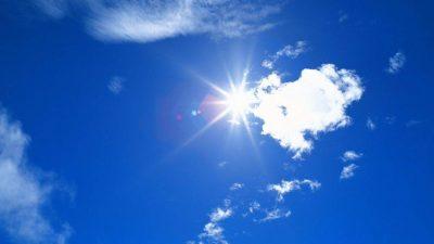 Calor, humedad e inestabilidad para comenzar la semana