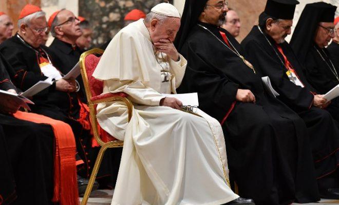 El Vaticano: Admiten haber destruido pruebas de pederastia
