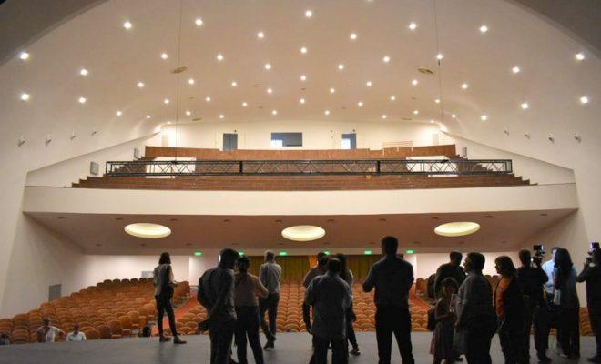 La semana aniversario de Alta Gracia se festejará en el Cine Teatro Monumental