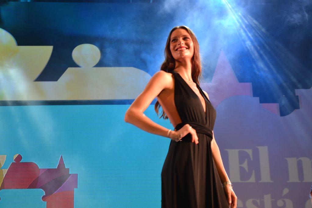 Bianca Incardona es la nueva Embajadora de Colectividades