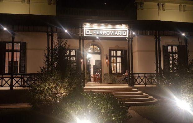 El Ferroviario, la mejor combinación entre gastronomía y arquitectura