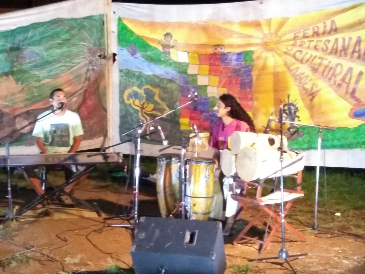 La Bolsa es una fiesta de artesanía, música y color