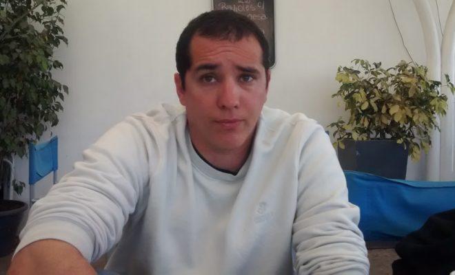 """Sergio Giachino: """"Que Sala deje la cobardía de lado y se someta al reférendum"""""""