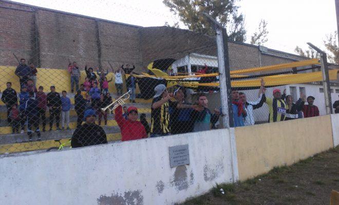 En vibrante partido, Deportivo Norte igualó ante Calera Central