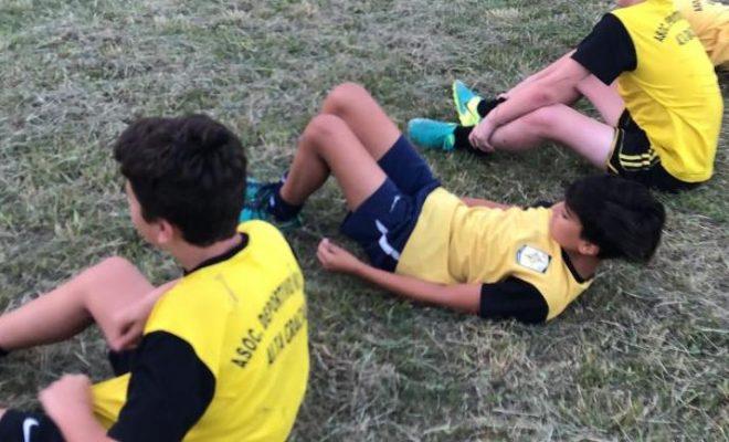 Las Inferiores de Deportivo Norte iniciaron la pretemporada