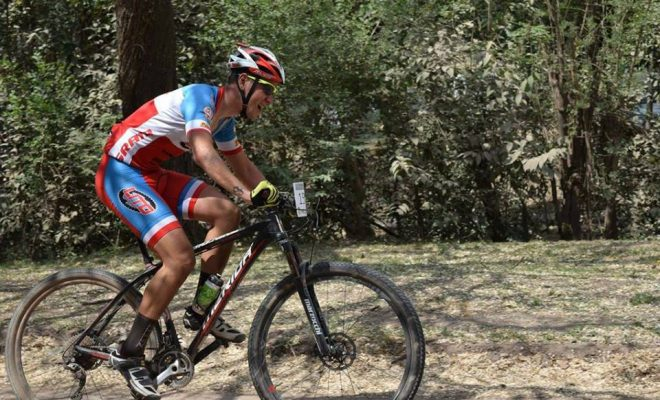 Joaquín Plomer brilló en el Rally Bike de La Dormida