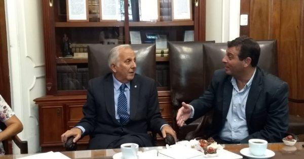 """Juan Saieg: """"El Digesto Municipal estará listo en los próximos meses"""""""
