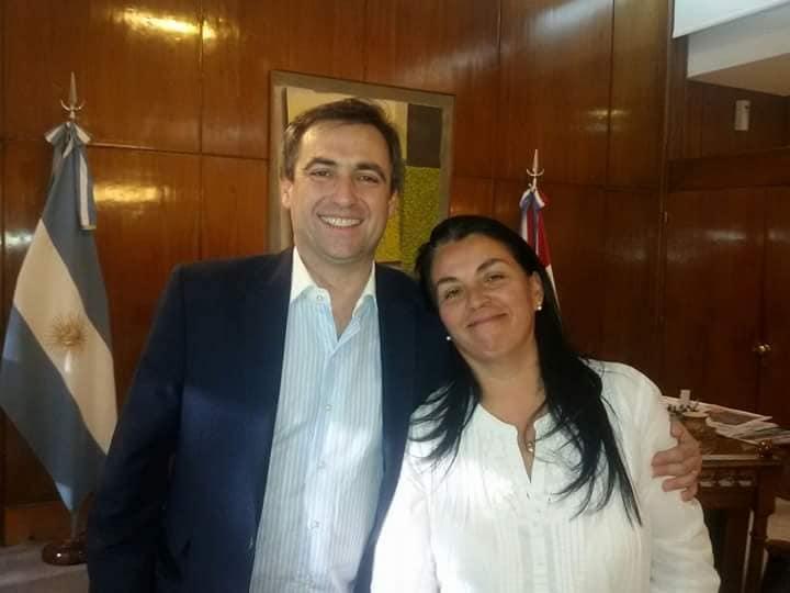 Marisa Carrillo y Roberto Brunengo competirán para Legislador en interna de Cambiemos