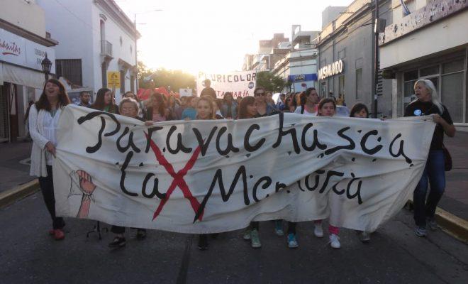"""""""Paravachasca x la Memoria"""" prepara los actos del 24 de marzo"""