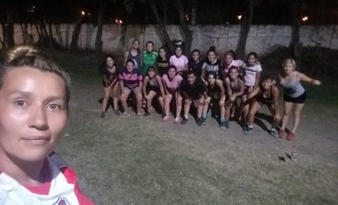 Fútbol femenino: las chicas van con todo en Liga Cordobesa