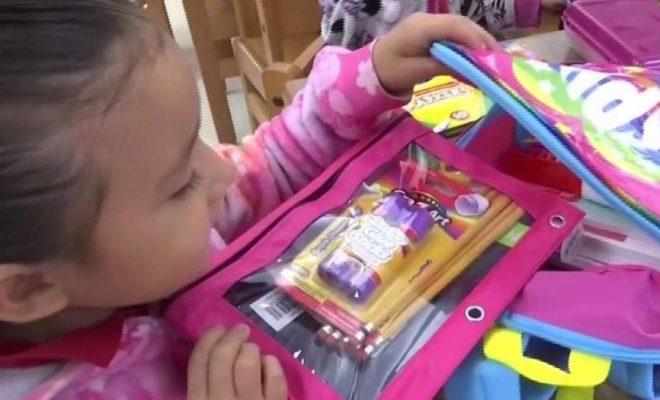 Barrio Sur: venta de empanadas para comprar útiles escolares