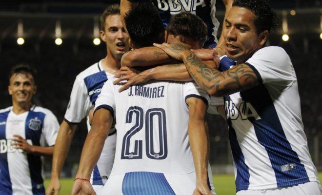 Talleres disputó su primer partido de la Copa Libertadores donde se quedó con un contundente triunfo contra Sao Paulo.