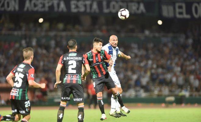 Talleres no pudo contra Palestino y quedó fuera de la Libertadores