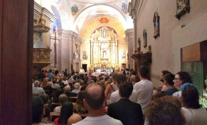 Asumió el Padre Marcos como nuevo párroco de Alta Gracia