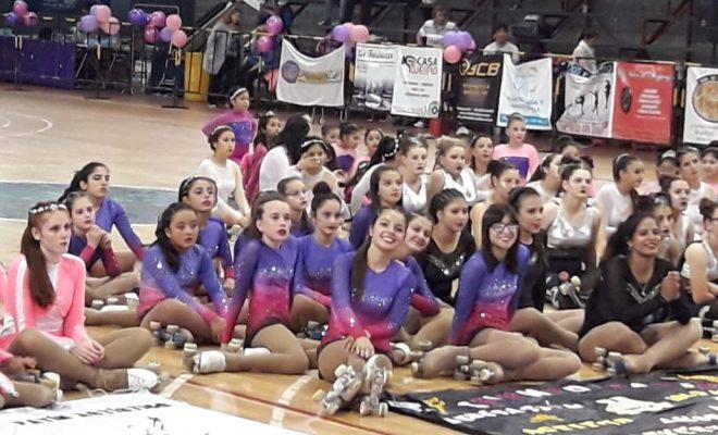 Deportivo Norte inicia la temporada de patín artístico