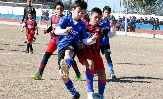 Inicia hoy el Campeonato Regional Solidario de Fútbol Infantil
