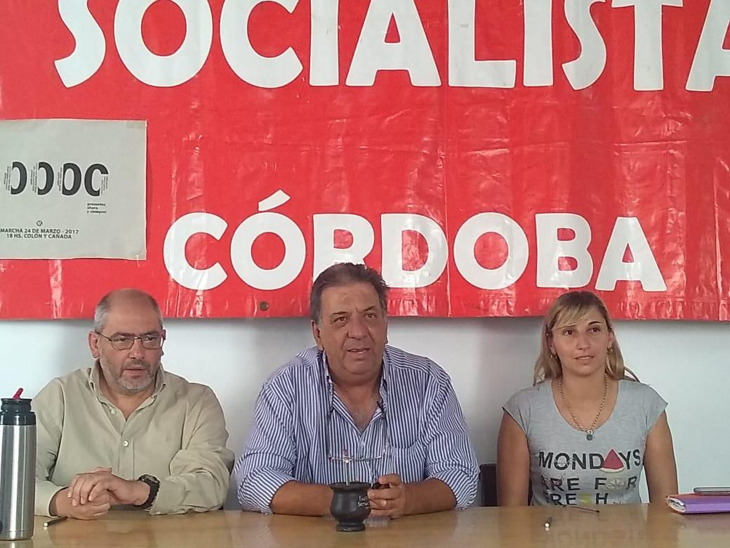 El Socialismo cordobés definió políticas de alianzas en Congreso Provincial