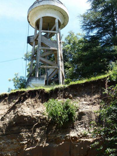 Anisacate: vecinos de La Rivera exigen soluciones a un problema de más de 30 años