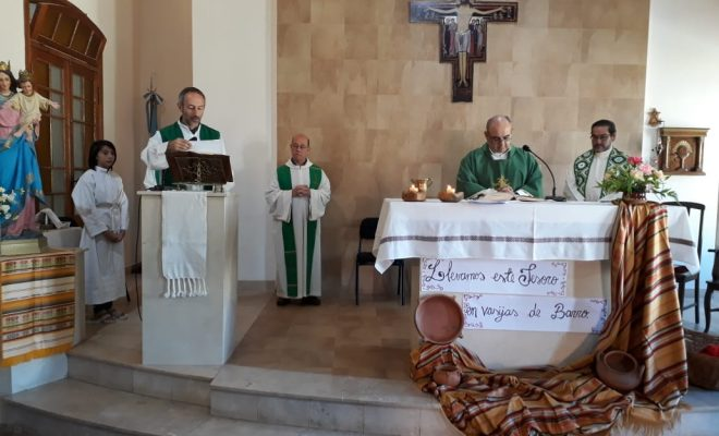 Los Salesianos también tienen nuevo Cura Párroco