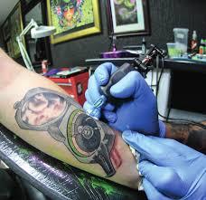 Los mejores tatuadores del país estarán en Alta Gracia este fin de semana