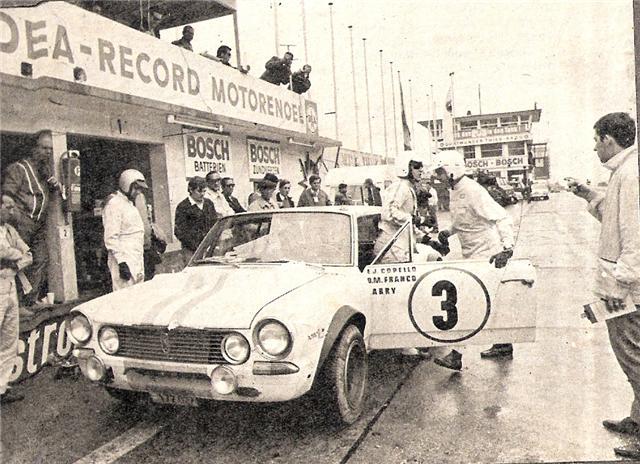Será en Alta Gracia: a 50 años, homenaje a los Torino de Nürburgring