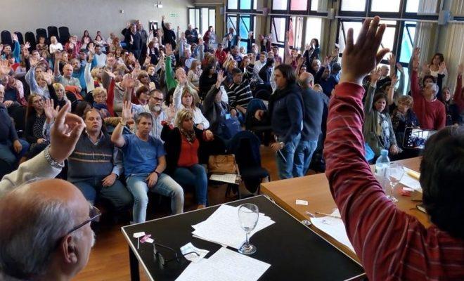 UEPC decide hoy si acepta la oferta provincial