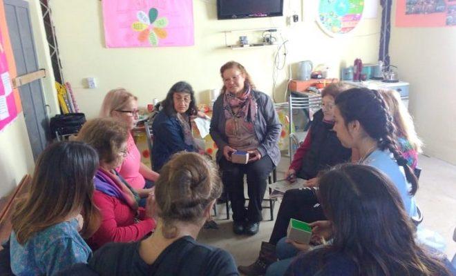Villa San Isidro: el Centro de Jubilados abrió sus puertas a la salud
