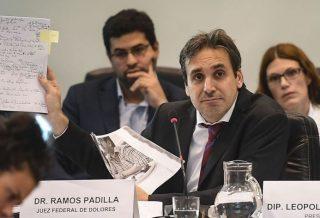 Luego de su denuncia en el Congreso, el Gobierno carga contra el Juez Ramos Padilla