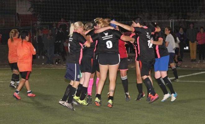 San Isidro, las campeonas del fútbol femenino