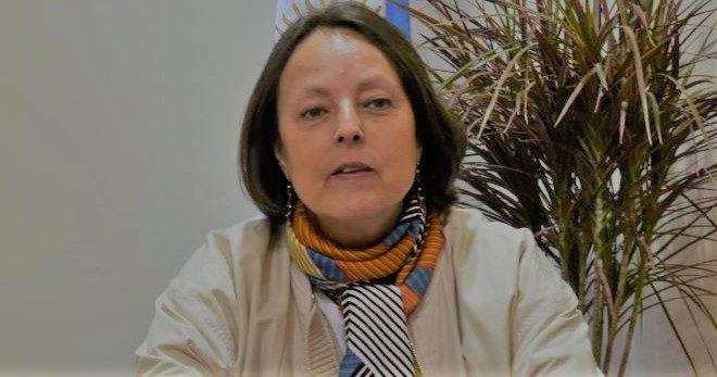 Elena García de Paredes declarada visita destacada de la ciudad