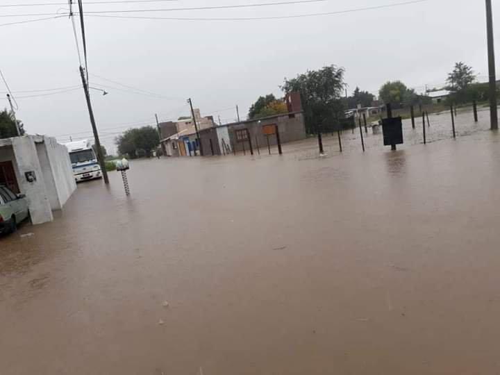 Inundaciones Río Tercero
