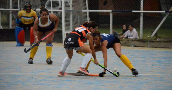 Hockey: las chicas no pudieron sumar una nueva victoria