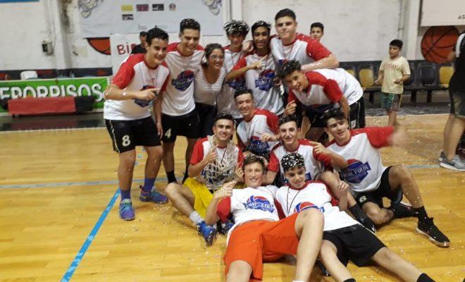Ya tiene fixture definido el basquet del Deportivo Norte